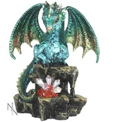 Emeraldon Dragon Figurine