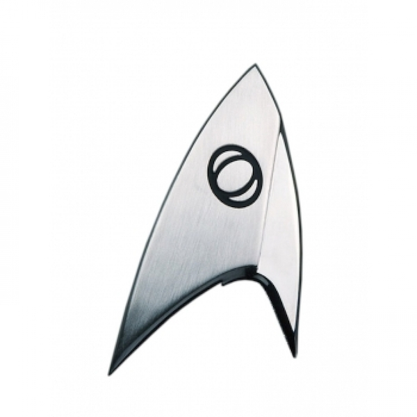 Star Trek Discovery Science Insignia Badge