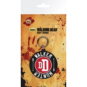 The Walking Dead Walker Hunter Key Ring