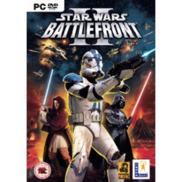 Star Wars Battlefront II 2 Game PC