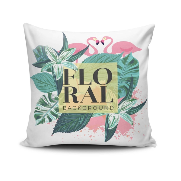 NKLF-361 Multicolor Cushion Cover