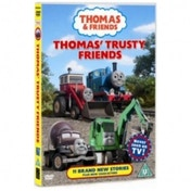 Thomas the Tank Engine Thomas' Trusty Friends DVD