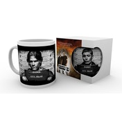 Supernatural Mug Shots Mug