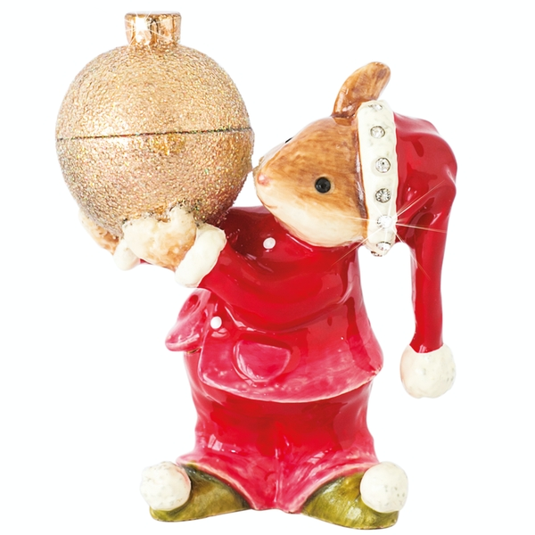 Craycombe Trinkets Mouse & Bauble