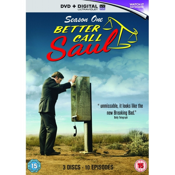 Better Call Saul - Season 1 DVD