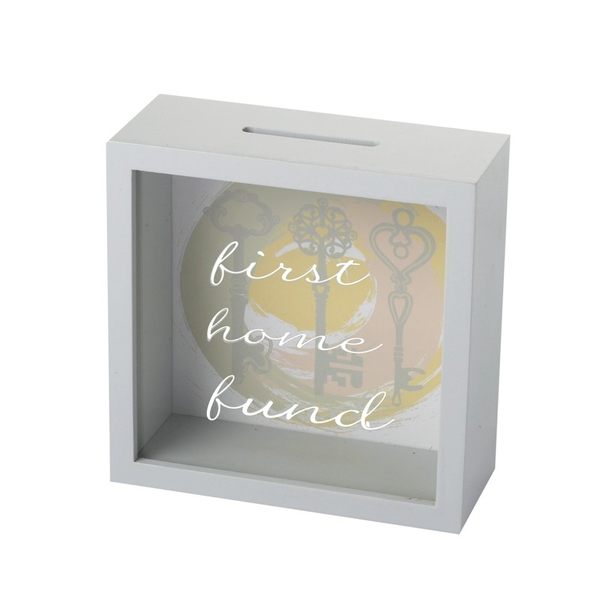 First Home Fund Money Box By Heaven Sends