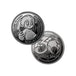 Megaman 30th Anniversary Limited Edition Collectors Coin (Silver) - Image 2