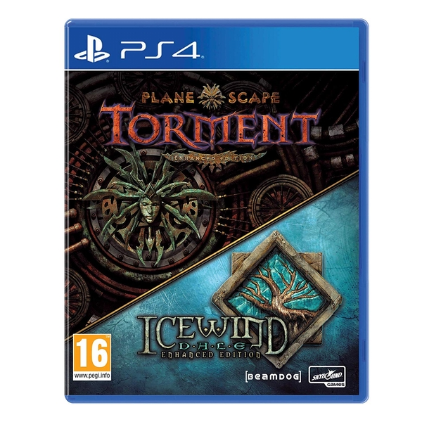 Planescape Torment & Icewind Dale Enhanced Edition PS4 Game