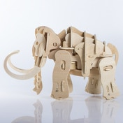 Thumbs Up! Build Your Own Walking Mammoth
