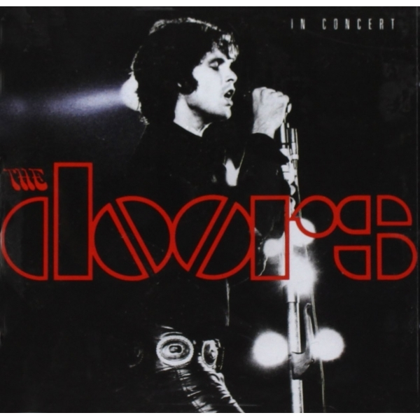 The Doors - The Doors In Concert CD