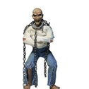 Neca Iron Maiden Clothed 8 Inch Piece of Mind Figure