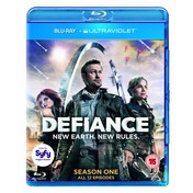Defiance Season 1 Blu-ray & UV Copy
