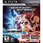 Tekken Hybrid Game PS3 (#)