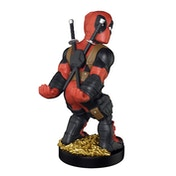 Deadpool Rear Pose (Marvel) Controller / Phone Holder Cable Guy