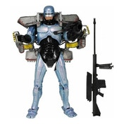 Robocop 7 inch Ultra Deluxe Action Figure with Jet Pack and Assault Cannon