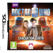 Doctor Who Evacuation Earth Game DS