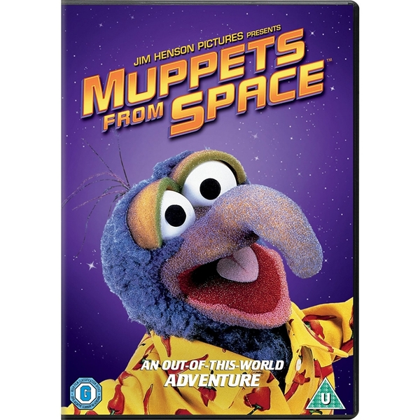 Muppets From Space [DVD]