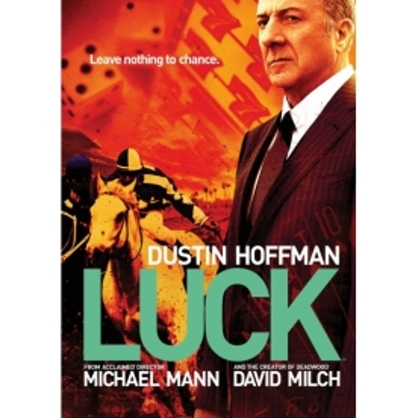 Luck Series 1 DVD