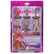 Marvel Heroclix Guardians Of The Galaxy Movie Starter Game