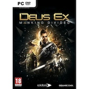 Deus Ex Mankind Divided Day One Edition PC Game