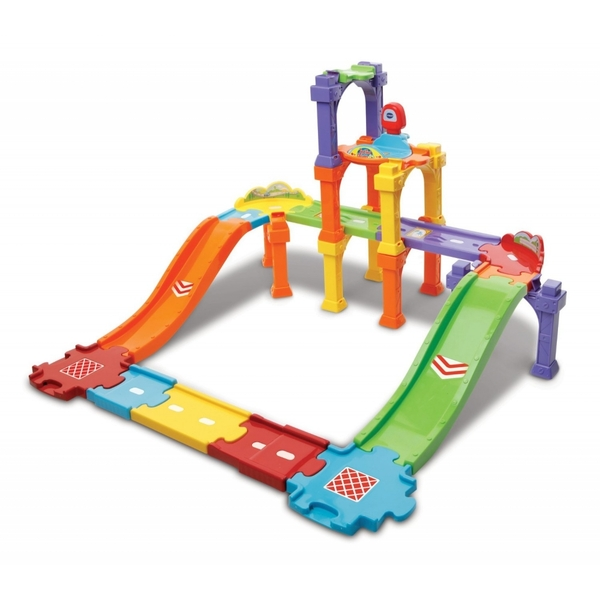 VTech Baby Toot-Toot Drivers Ultimate Track Set Toy