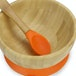 Bamboo Baby Suction Bowl & Spoon | M&W - Image 3