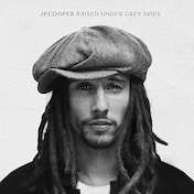J.P Cooper - Raised Under Grey Skies CD