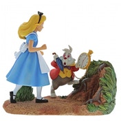 Mr Rabbit Wait (Alice In Wonderland) Enchanting Disney Figurine