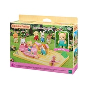 Sylvanian Families Baby Choo-Choo Adventure Train