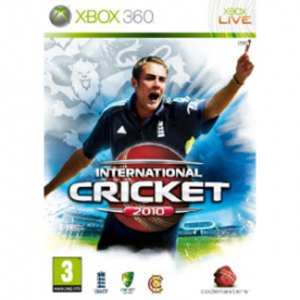 International Cricket 2010 Game Xbox 360