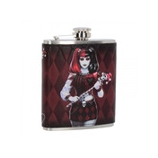 Dark Jester Hip Flask 7oz