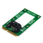 mSATA to SATA HDD / SSD Adapter   Mini SATA to SATA Converter Card