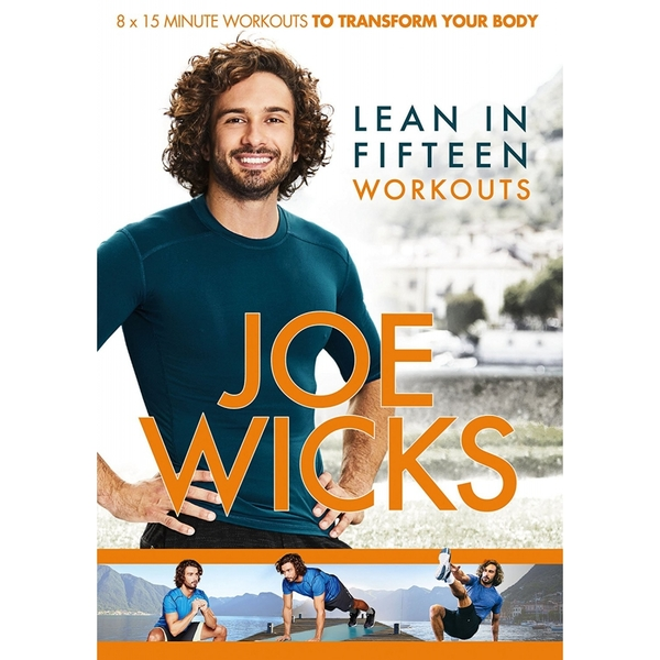 Joe Wicks - Lean in 15 - Workouts DVD