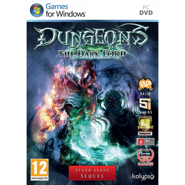 Dungeons The Dark Lord Game PC