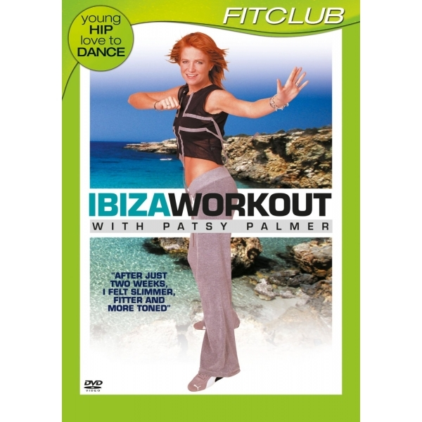 Ibiza Workout With Patsy Palmer DVD