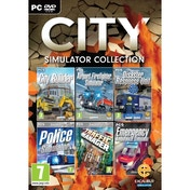 City Simulation Collection PC CD Key Download for Excalibur