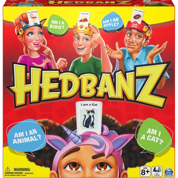 Hedbanz Picture Guessing Game
