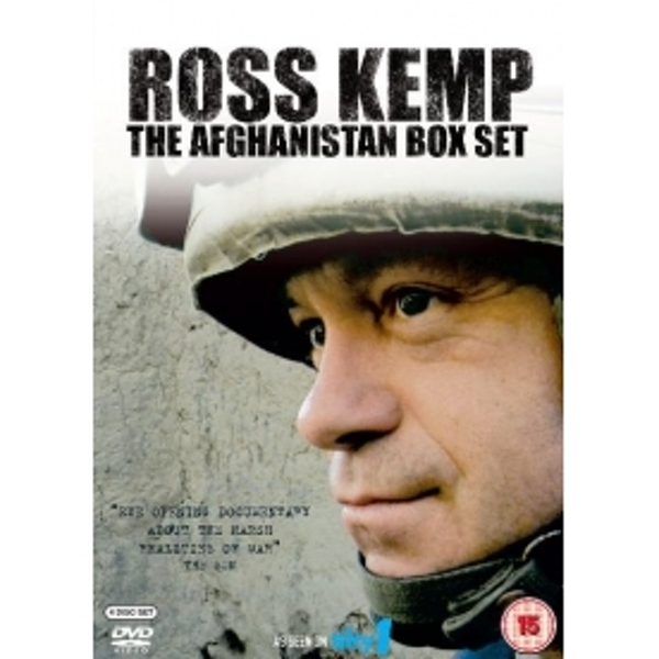 Ross Kemp - The Afghanistan Collection DVD