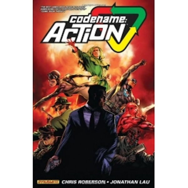 Codename: Action Volume 1