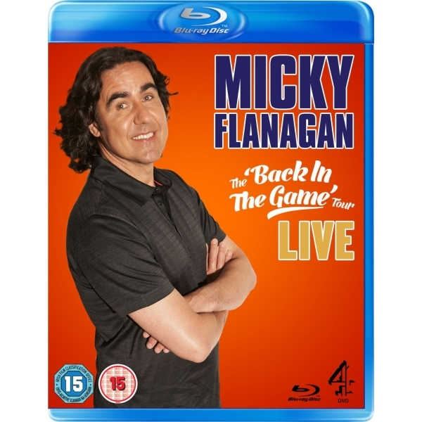 Micky Flanagan - Back In The Game Live Blu-ray