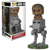 Chewbacca in AT-ST (Star Wars) Funko Pop! Vinyl Figure