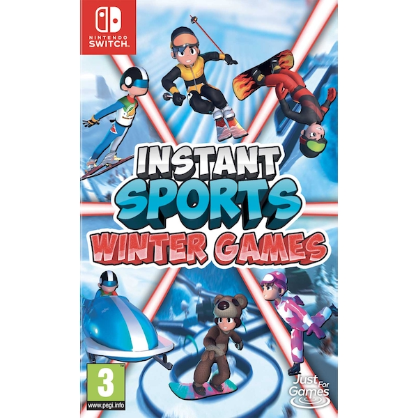 Instant Sports Winter Games Nintendo Switch