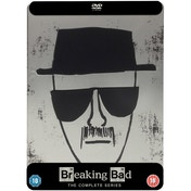 Breaking Bad Complete Series Tin DVD
