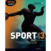 BTEC Level 3 National Sport Book 1 by Mark Adams, Pam Phillippo, Nick Wilmot, Adam Gledhill, Louise Sutton, Ray Barker, Chris Mulligan, Chris Lydon (Paperback, 2010)