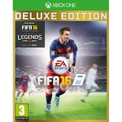 FIFA 16 Deluxe Edition Xbox One Game