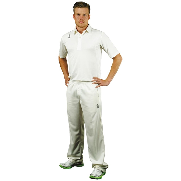 Kookaburra Pro Player Short Sleeve Cricket Shirt Junior 12 Years