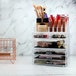 6 Drawer Acrylic Make-Up Organiser | Pukkr - Image 2