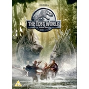Jurassic Park - The Lost World DVD