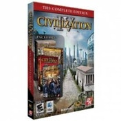 Civilization IV 4 The Complete Edition Game MAC