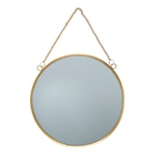 Sass & Belle Touch Of Gold Round Mirror